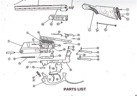 Valmet Parts Valmet O U Parts Glock Gun Parts Sauer Gun Parts