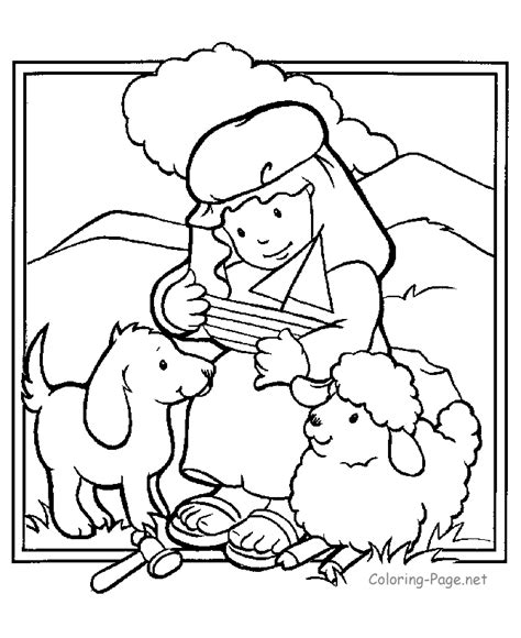 Free Bible Verses With Coloring Pages Christian Coloring Pages For Boys Printable