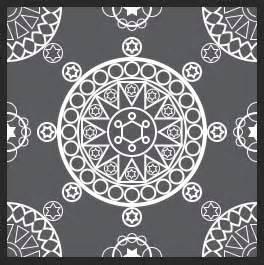 Pola Motif Gurita Pattern Patterns buat mengulangi pola geometris complex di photoshop