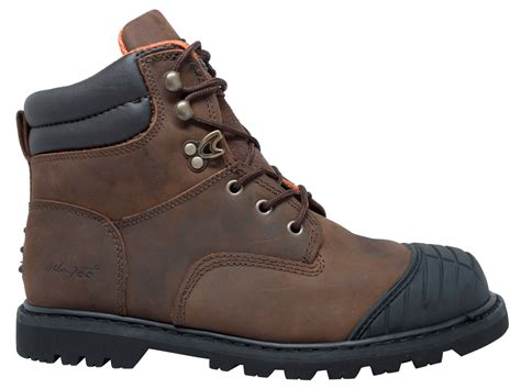 Handcrafted Work Boots - s steel toe boots with orthotics end your foot and