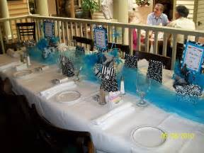 three tablescapes baby shower beachy thanksgiving