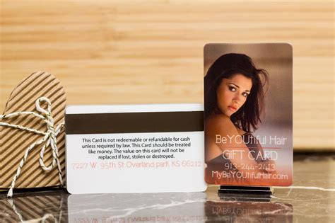 Spa Works Gift Card - spa gift cards plastic printers