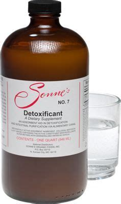 Sonne S No 7 And 7 Detox by Image Gallery Sonne 7 Detoxification