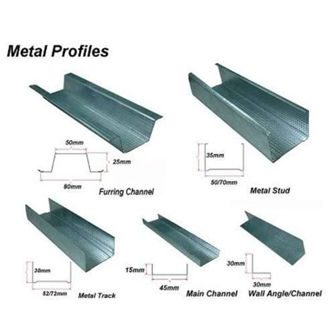 metal ceiling track metal studs and tracks metal studs and track system manufacturer exporter from alwar