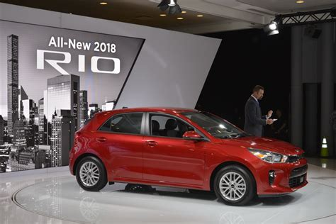 Kia Price In Dubai 2018 Kia Sedan 5 Door Make U S Debut In New York