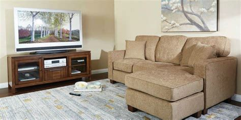 ave six russell reversible chaise sectional sofa ave six russell reversible sectional sofa only 399