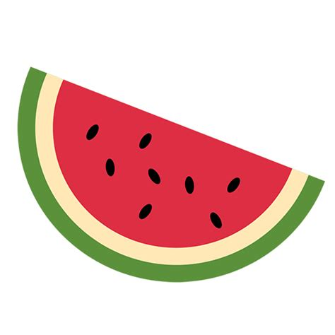 watermelon emoji list of food drink emojis for use as