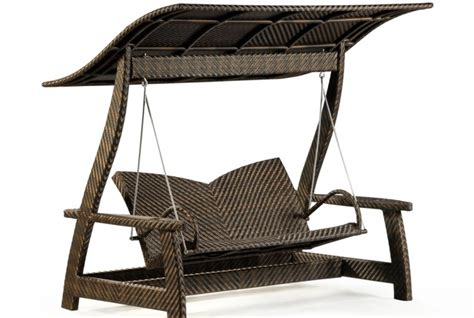 large garden swing seat wave tropical garden swing seat absolute home
