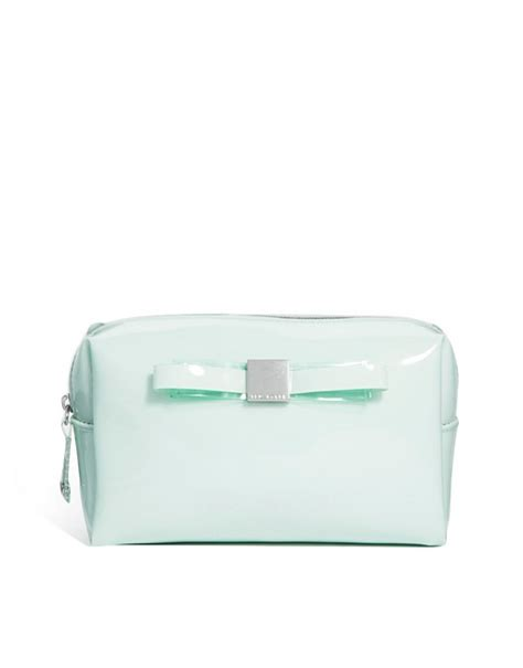 Ted Baker Stud The Bag From Asos by Ted Baker Ted Baker Bow Wash Bag