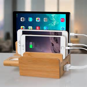 Home Charging Station by The Best Solution In Charging Station Organizer