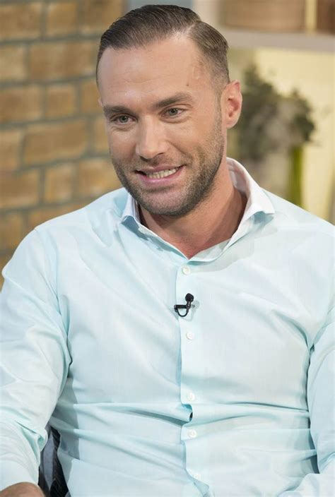Looks Like Calum Best Is A Coke by Calum Best Recalls George S Tragic Hours As He
