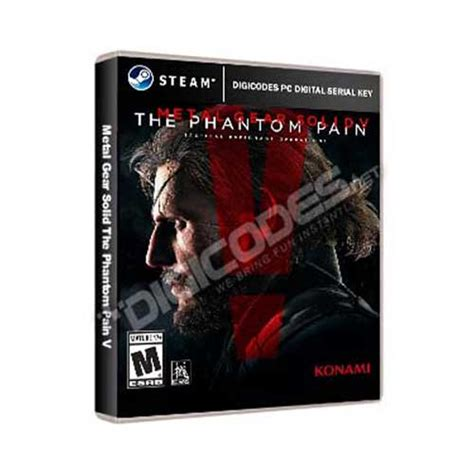 Metal Gear Solid 5 V Phantom Pc Steam Cd Key Original jual pc steam metal gear solid v the phantom pc digital serial key murah cepat