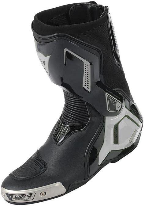 dainese torque   air motosiklet botu siyah gri