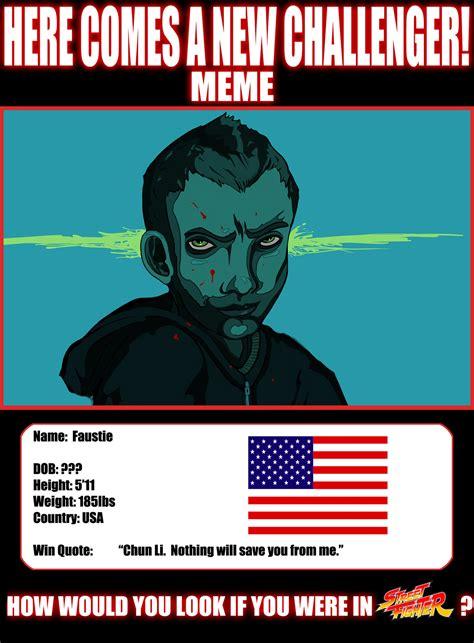 Street Fighter Meme - street fighter meme by faustie on deviantart