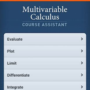 calculus course assistant apk multivariable calculus app 1 0 4601030 apk android apk mod