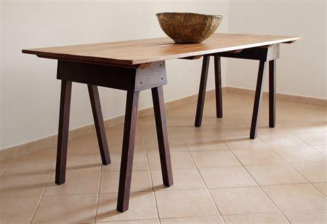 tavolo con cavalletti beautiful tavolo con cavalletti contemporary