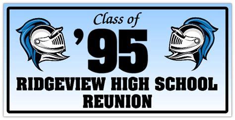 school reunion banner 101 anniversary banner templates