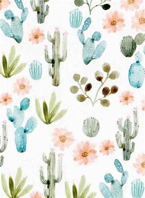 painting pattern pinterest free watercolor clip art daisies cacti watercolor and
