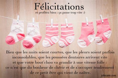 Modele De Lettre De Felicitation De Naissance