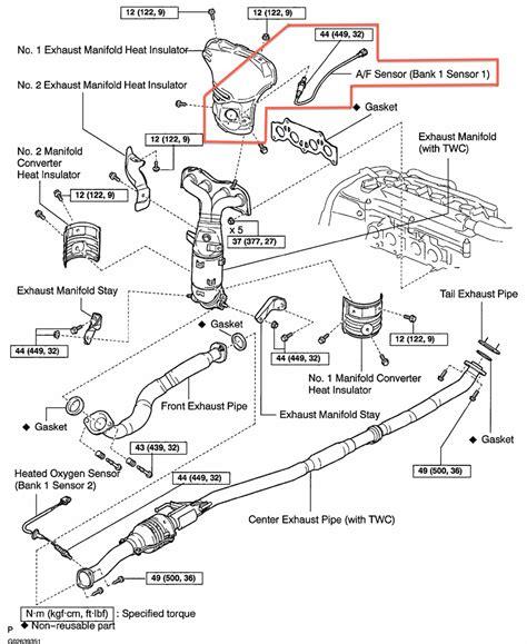 toyota rav4 o2 sensor wiring diagram wiring diagram with