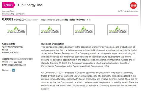Finra Number Search Xun Energy Inc Fka Xnrg Message Board Investorshub