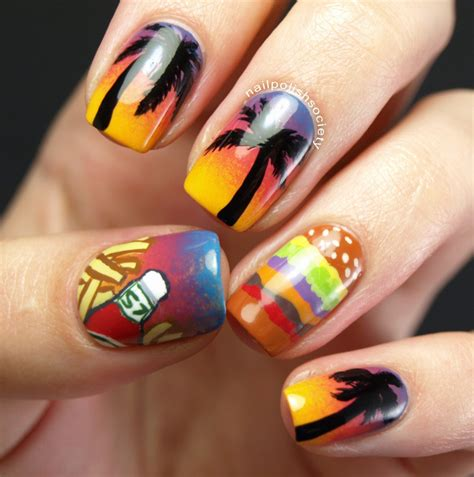 Artist Nail by Nail Artist Interviews Emiline From Nail Society