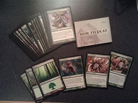 magic starter deck wizards duel in magic the gathering u con gaming convention