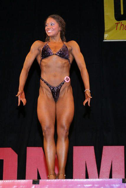 washington ironman bodybuilding figure fitness competition review results