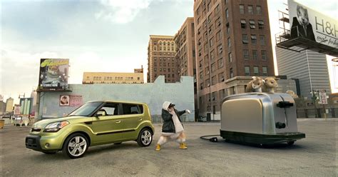 Kia Soul Commercial You Can Get With This Commercial Featuring Hamsters Autos Post