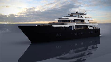 ship designer natural evolution yacht design concept yacht charter
