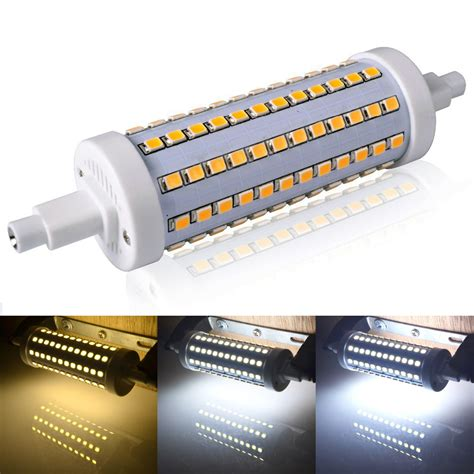 security light led replacement bulb r7s 10w 118mm 2835 smd 96 led security flood light