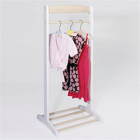 Lewis Clothes Rack by Buy Crane Baby Toddler Clothes Rack White Lewis