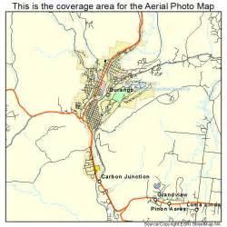 aerial photography map of durango co colorado