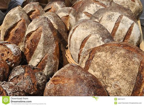 country style white bread bread stock image image 30674471