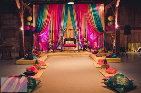 mehndi themed events mehndi stage wedding pinterest mehndi stage and mehndi