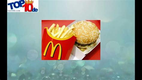 las cadenas de comida rapida mas grandes del mundo las 10 cadenas de restaurantes de comida r 225 pida m 225 s