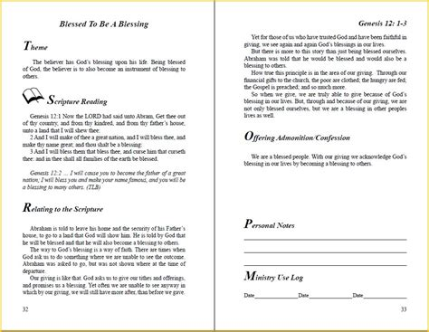 Financial Blessings Letter Tithe And Offering Scriptures The Complete Collection
