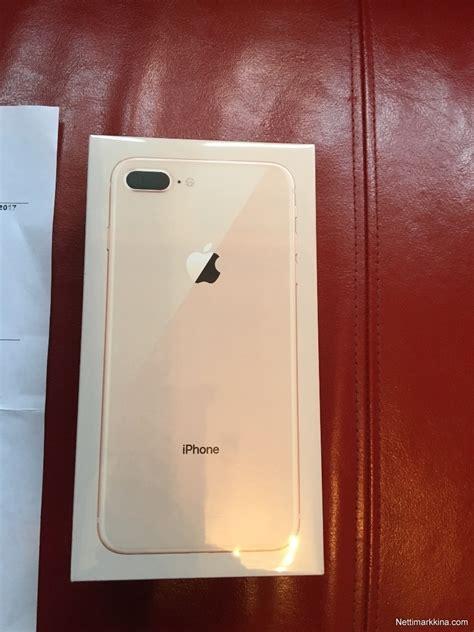 for sale iphone 8 plus 64gb gold uusi nurmij 228 rvi uusimaa nettimarkkina