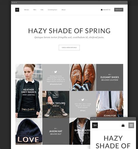 templates for clothing website 30 free ecommerce psd templates for designers psd downloads
