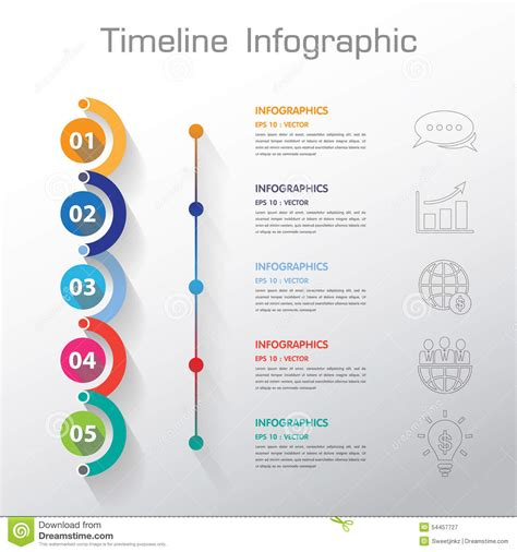 graphic timeline template image gallery timeline graphic