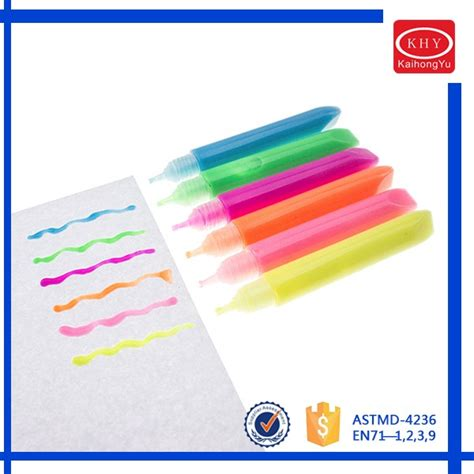 jual glow in the fabric paint glow in the fabric paint pens buy pen