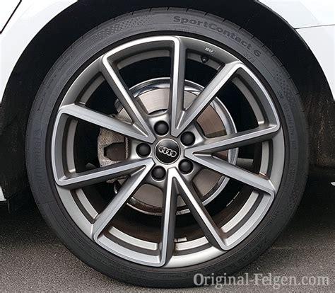 Audi A3 Felgen Lochkreis by 19 Zoll Audi Vw Original Felgen Alle Lochkreise Und