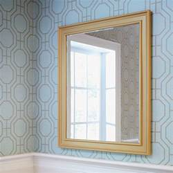 bathroom mirror molding how to make a diy mirror frame with moulding diy mirror
