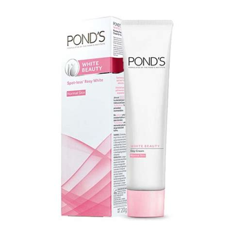 Creme 21 Lotion Normal Skin pond s white day normal skin