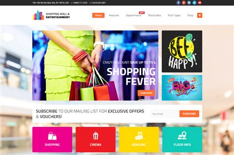 home decor shopping sites shopping websites for home decor shopping mall wordpress theme cmsmasters official website