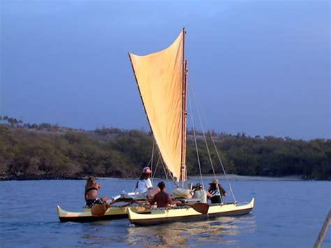 hawaiian boat hawaiian canoes