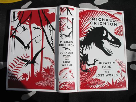 Barnes And Noble Jurassic Park Novel Bundle Jurassic Park Wiki Fandom Powered By Wikia