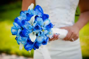 royal blue wedding bouquets the wedding specialiststhe