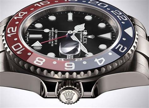 Crown Knob Rolex Gmt switzerland baselworld praised as a great success