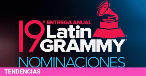 Grammy Latinos 2018 Lista Completa De Nominados As Grammy 2018 Lista Completa De Nominados 19 Grammy Latinos J Balvin Maluma Mon
